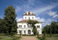 Galerie umění Karlovy Vary: Letohrádek Ostrov, Ostrov