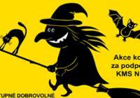 Slet čarodějnic - dětské zábavné odpoledne