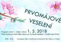 Oslavy prvního máje v Týništi nad Orlicí