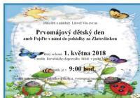 Prvomájový dětský den v Litovli