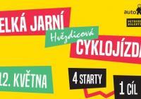 Velká jarní cyklojízda - Praha