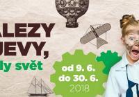 Vynálezy a objevy - výstava - Olympia Olomouc