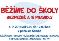 Běžíme do školy - Praha