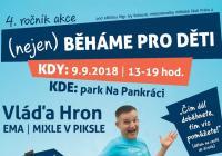 Běháme pro děti - Praha