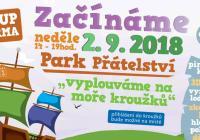 Začínáme - Park přátelství v Praze