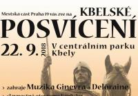Kbelské posvícení - Praha