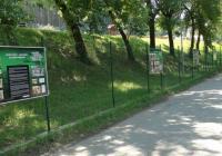 Naučný chodník Luhačovická přehrada, Luhačovice