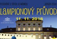 Lampionový průvod - Jirkov