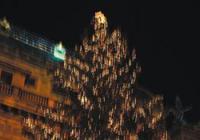 Rozsvícení vánočního stromu - Jirkov