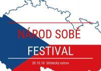 Národ sobě Festival a Videomapping - Praha