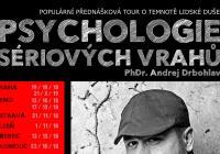 Psychologie sériových vrahů v Karlových Varech