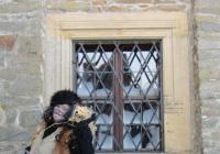 Pálení čarodějnic na hradě Bouzov