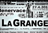 La Grange a denervace ... v Motole u Vojáka
