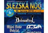 Slezská noc - Sportovní areál Vendryně Třinec