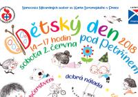 Dětský den pod Petřínem 2018