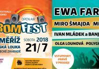 Kromfest - open-air festival pro celou rodinu v Kroměříži