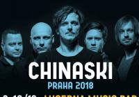 Chinaski - Lucerna Music Bar