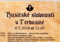 Husitské slavnosti - Třebušín