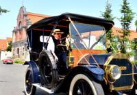 Setkání historických vozidel - Pivovar Chodovar Chodová Planá