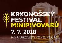 Krkonošský festival minipivovarů - Velká Úpa