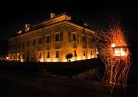 Hradozámecká noc na zámku Kratochvíle