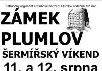 Tradiční šermířský víkend na zámku Plumlov