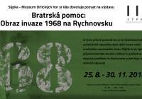 Bratrská pomoc: Obraz invaze 1968 na Rychnovsku