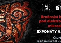 Walk & Talk: Brněnská historie pod elektronovým mikroskopem