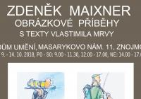 Zdeněk Maixner – Obrázkové příběhy