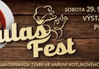 Gulášfest - Výstaviště Přerov