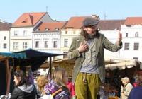 Podzimní švestkové trhy - České Budějovice