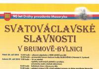 Svatováclavské slavnosti - Brumov Bylnice