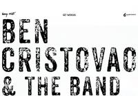 Ben Cristovao & The Band v Brně