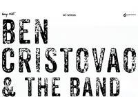 Ben Cristovao & The Band v Praze
