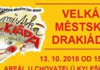 Velká městská drakiáda - Opava