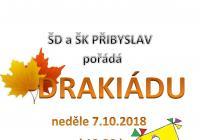 Drakiáda - Letiště Přibyslav