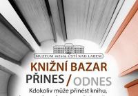 """Knižní bazar """"přines – odnes"""""""