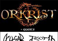 Orkrist - Achsar - Peorth (metalový koncert)