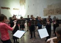 Adventní koncert Zuš Lounských - Praha