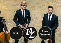 Vážný zájem Alma Quartet - Praha