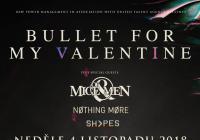 Bullet for My Valentine v Praze