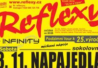 Reflexy + host Infinity