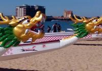 Festival dračích lodí v Přerově
