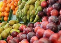 Farmářské trhy ve městě Boskovice