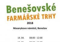 Farmářské trhy - Benešov
