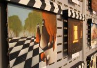 Salon filmových klapek v Divadle Hybernia
