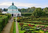 Komentované prohlídky Květné zahrady
