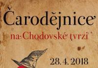 Pálení čarodějnic na Chodovské tvrzi Praha