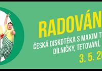 Radovánky v Olympii Brno Modřice
