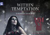 Within Temptation - Forum Karlín Praha